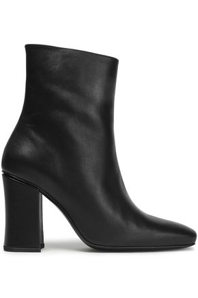 DORATEYMUR Sybil leather ankle boots