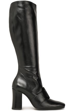 DORATEYMUR Sybil leather knee boots
