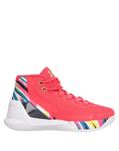 UNDER ARMOUR High-tops & sneakers Girl 9-16 years