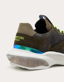 BOUNCE CAMOUFLAGE MULTICOLOUR TRAINER