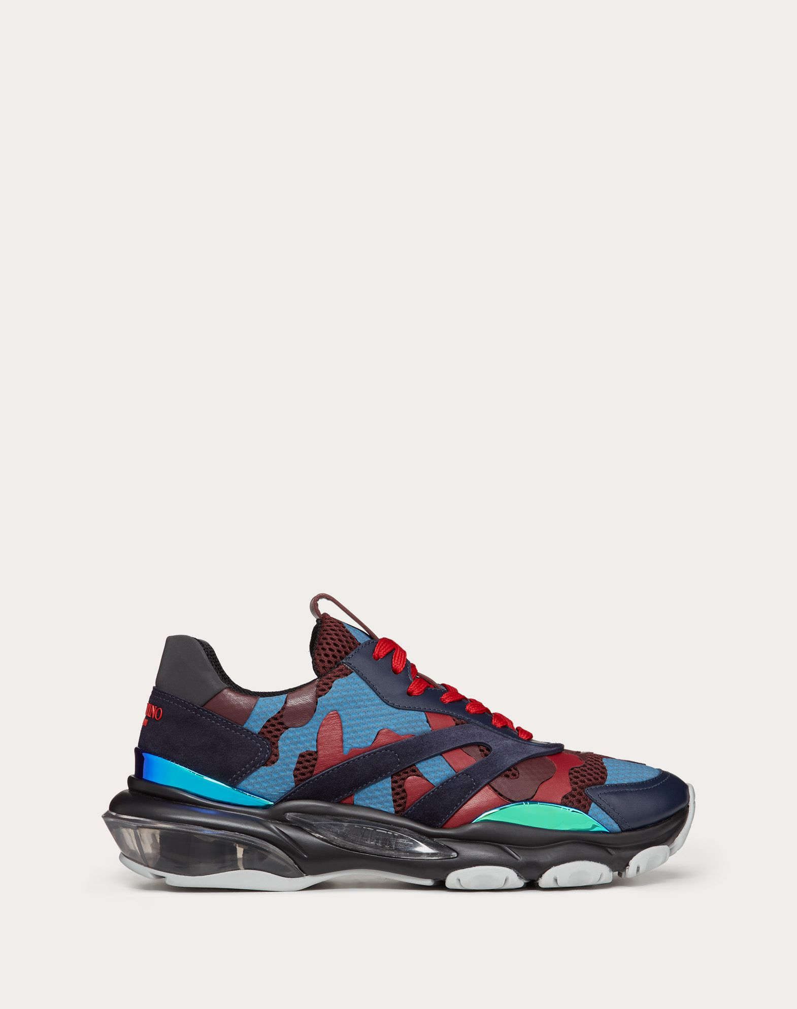 BOUNCE CAMOUFLAGE MULTICOLOR SNEAKER