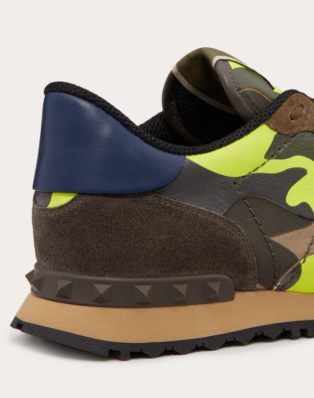 Rockrunner Camouflage Sneaker