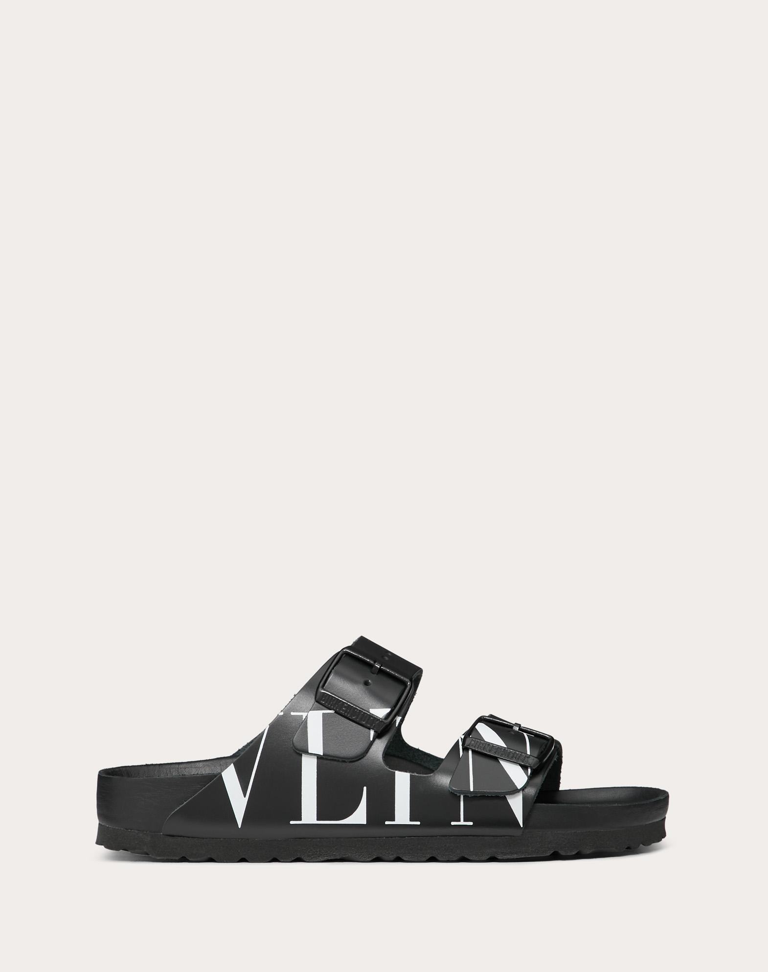 VLTN slide sandal in collaboration with Birkenstock