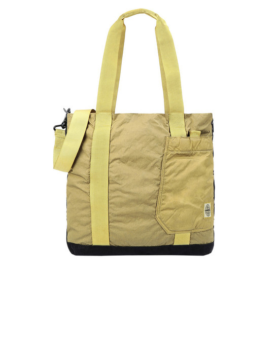 Medium fabric bag 91170  STONE ISLAND - 0