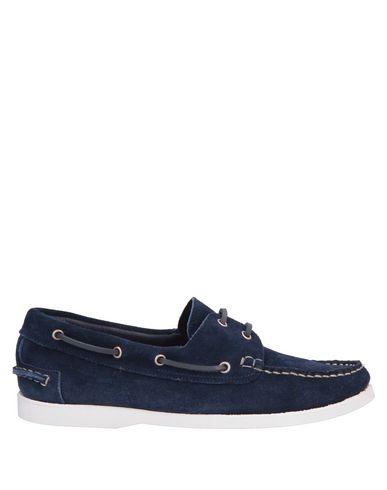 Фото - Обувь на шнурках от FRUGONE темно-синего цвета