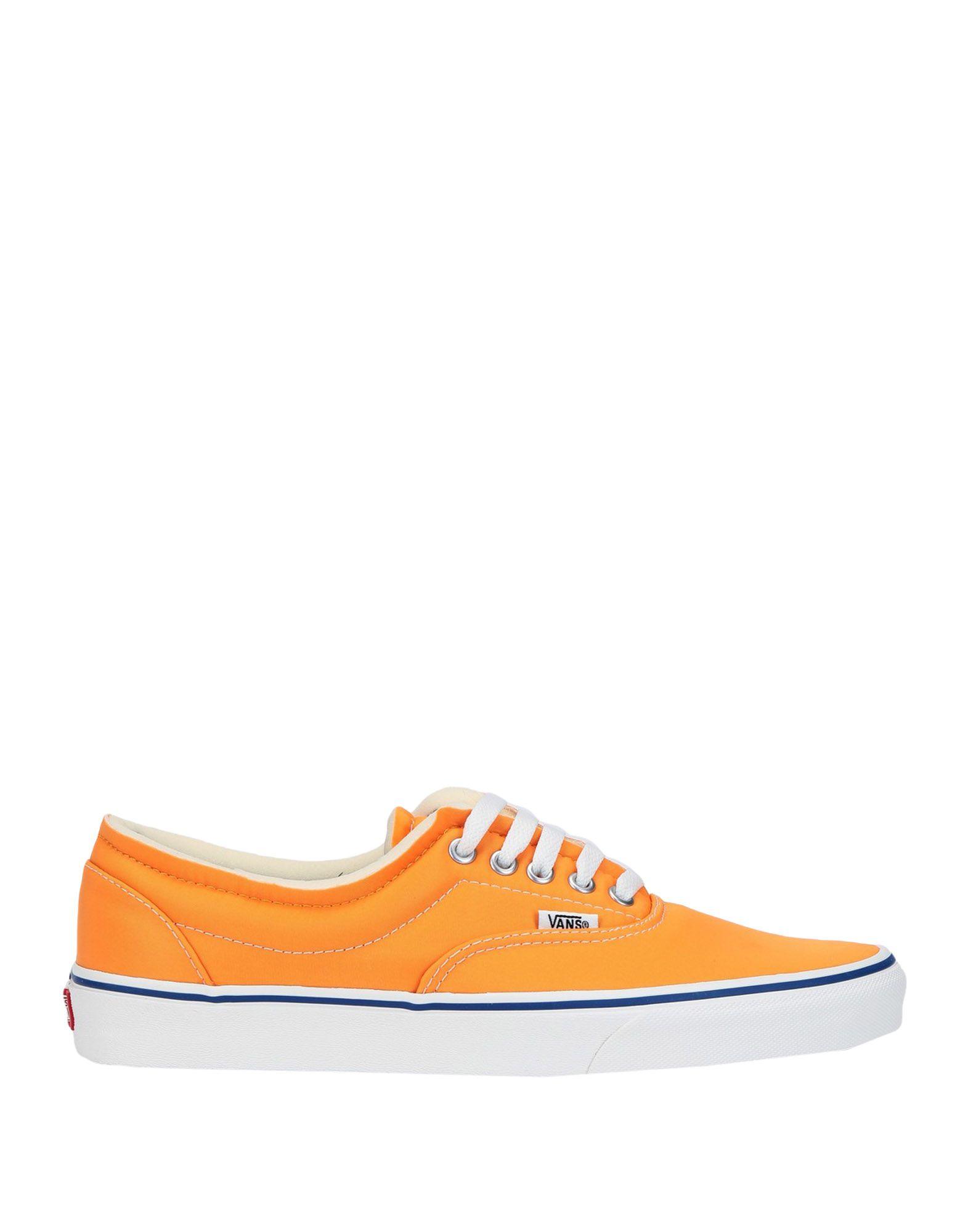 《送料無料》VANS メンズ スニーカー&テニスシューズ(ローカット) オレンジ 7 紡績繊維 UA Era
