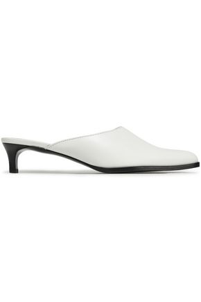 3.1 PHILLIP LIM Agatha leather mules