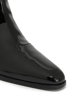 3.1 PHILLIP LIM Patent-leather ankle boots