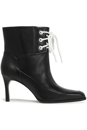 a986d5b91591 3.1 PHILLIP LIM Lace-up leather ankle boots