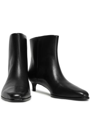 3.1 PHILLIP LIM Agatha leather ankle boots