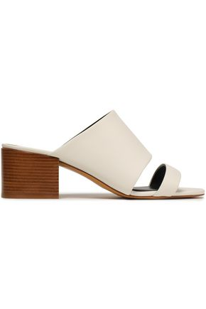 3.1 PHILLIP LIM Cutout leather sandals ba7f525d001