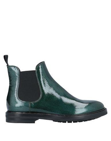 Купить Полусапоги и высокие ботинки от AGL ATTILIO GIUSTI LEOMBRUNI изумрудно-зеленого цвета