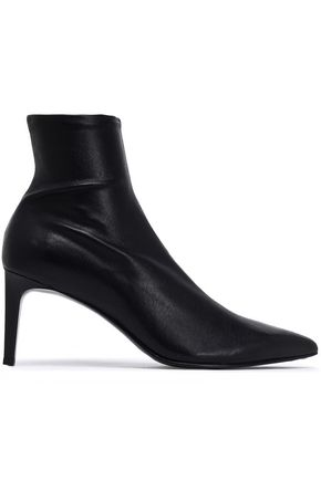 RAG & BONE Beha stretch-leather sock boots