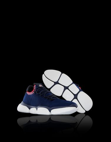 Moncler Chaussures Man: BUBBLE SNEAKER