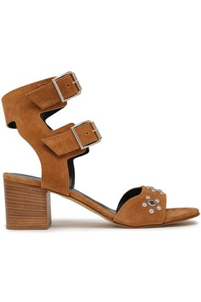 REBECCA MINKOFF Sofia studded leather sandals