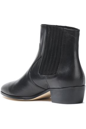 REBECCA MINKOFF Leather ankle boots