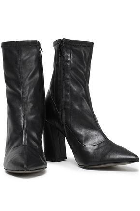 384b93b162e REBECCA MINKOFF Leather ankle boots