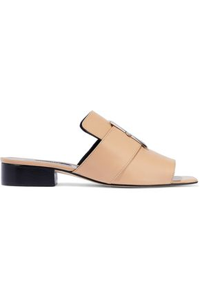 DORATEYMUR Harput embellished leather slides