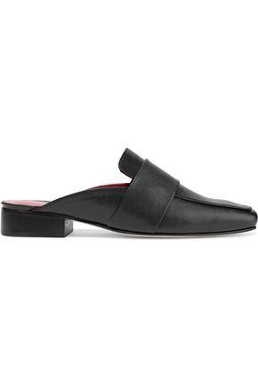 DORATEYMUR Filiskiye leather slippers