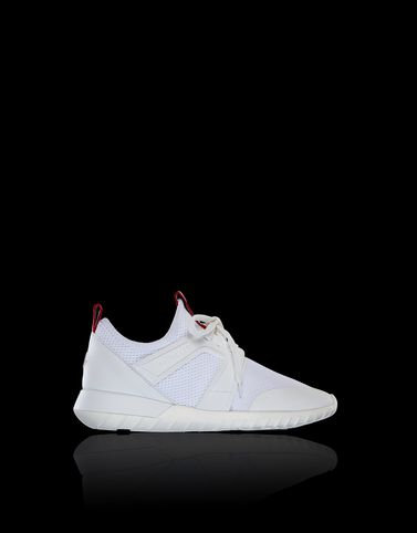 MELINE White Category Sneakers