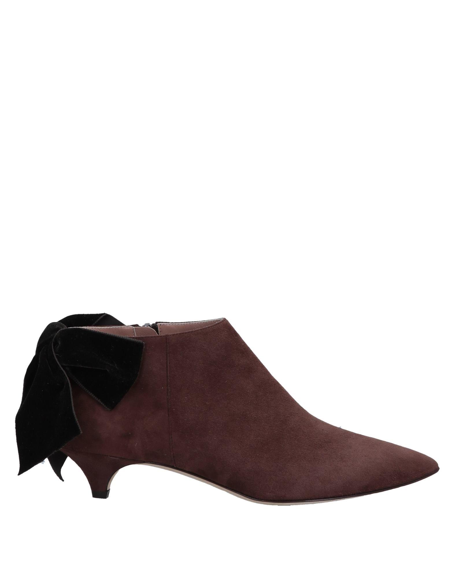 GIANNA MELIANI Полусапоги и высокие ботинки