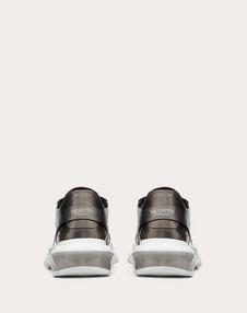 Bounce Metallic low-top sneaker