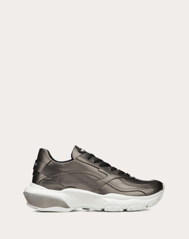 Sneakers basses Bounce lamées