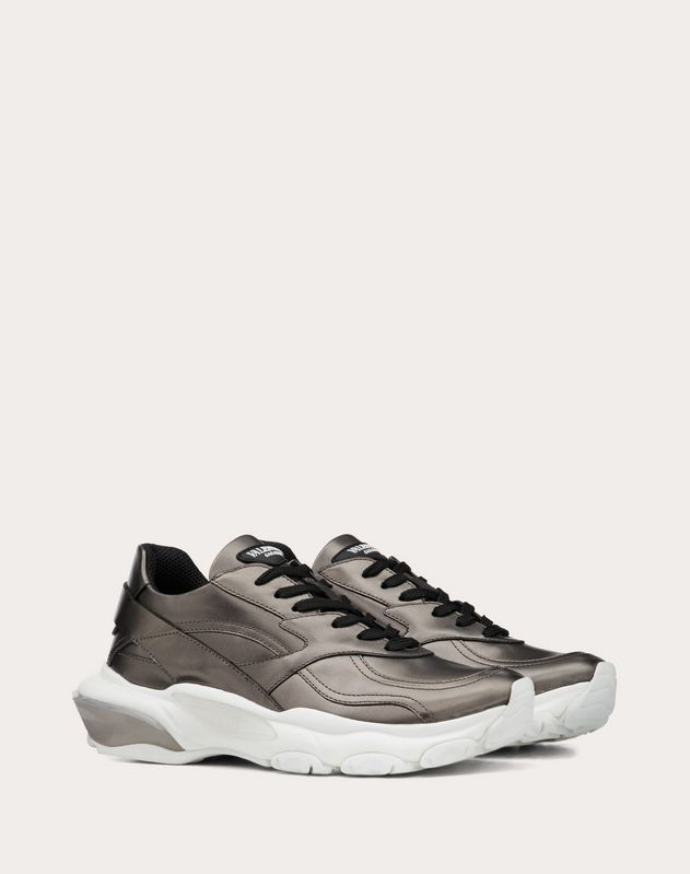 Bounce Metallic low-top sneaker