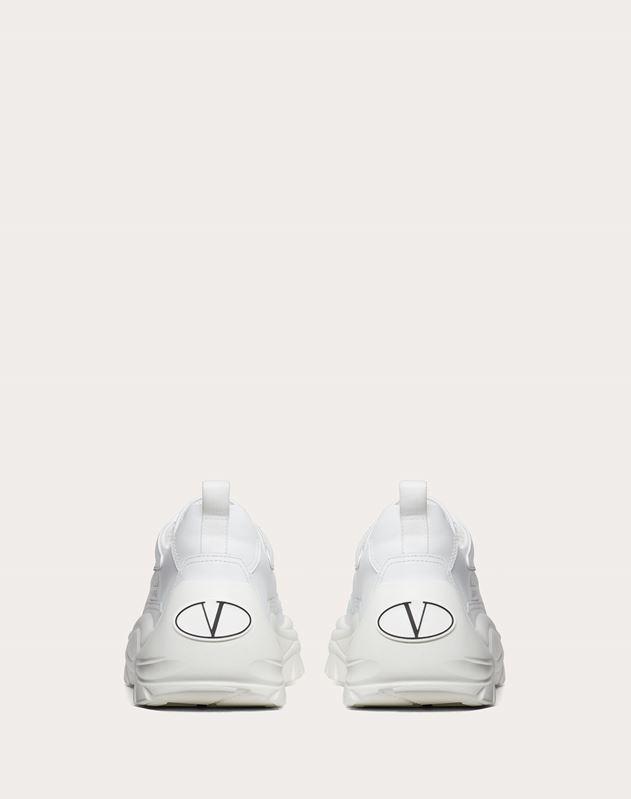 Sneakers Gumboy aus Kalbsleder