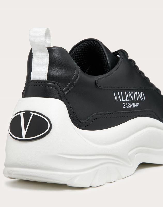 Gumboy sneaker in calfskin