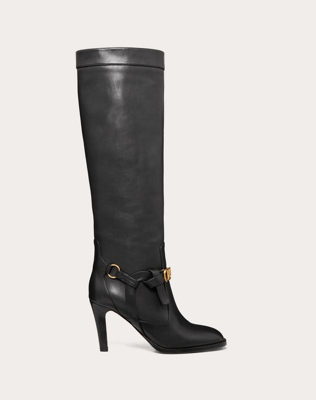 VLOGO calfskin boot 85 mm