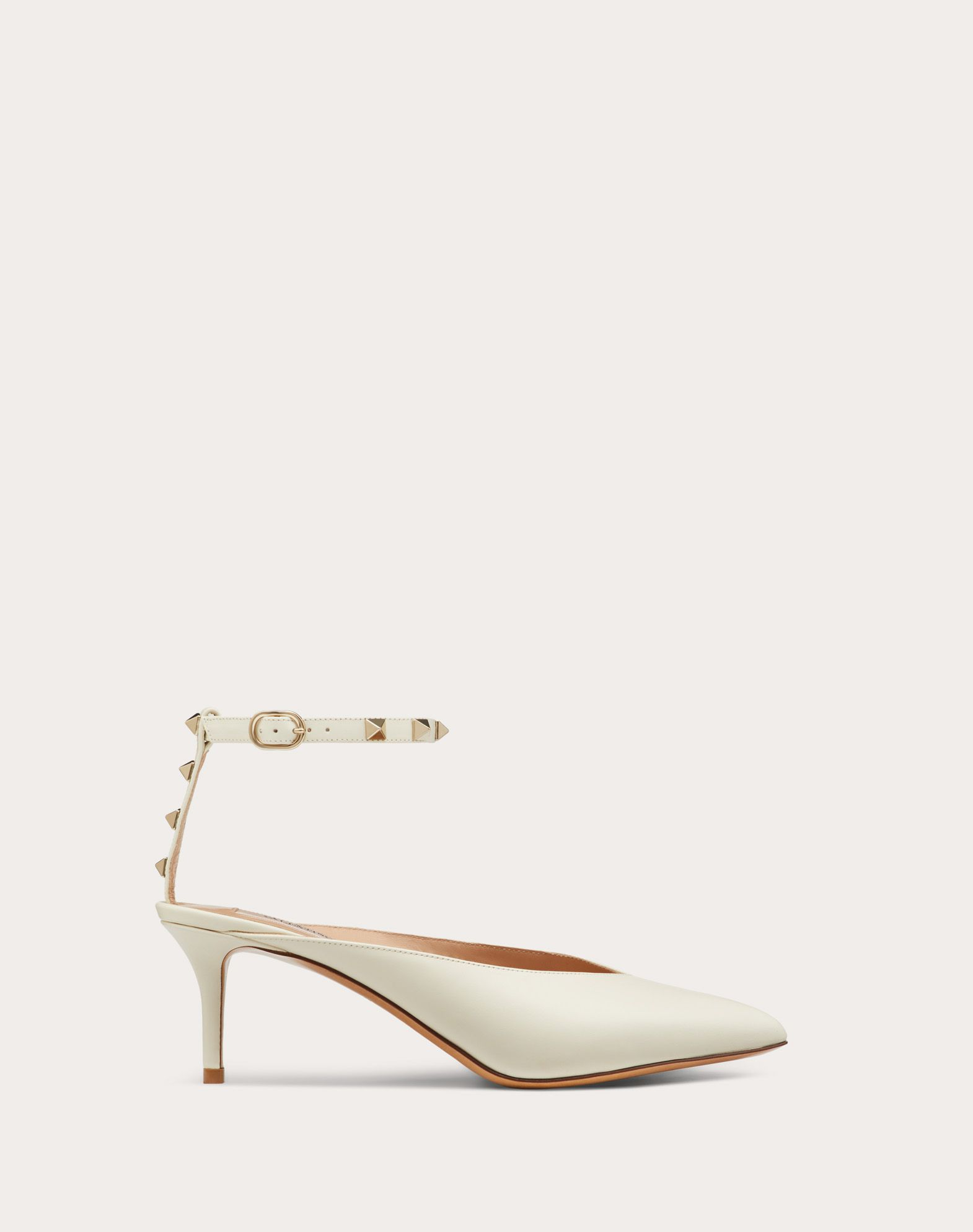 Rockstud Hype Calfskin Pump 60 mm