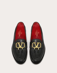 VLOGO calfskin loafer 25 mm