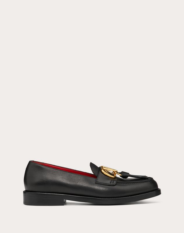 VLOGO calfskin loafer 25 mm