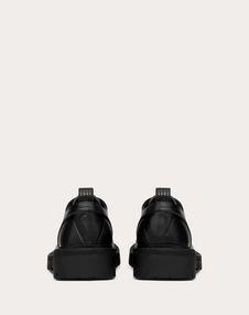 VLOGO calfskin derby 35 mm