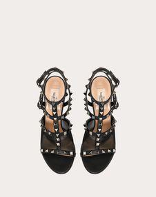 Rockstud Mesh Ankle Strap Sandal 105 mm