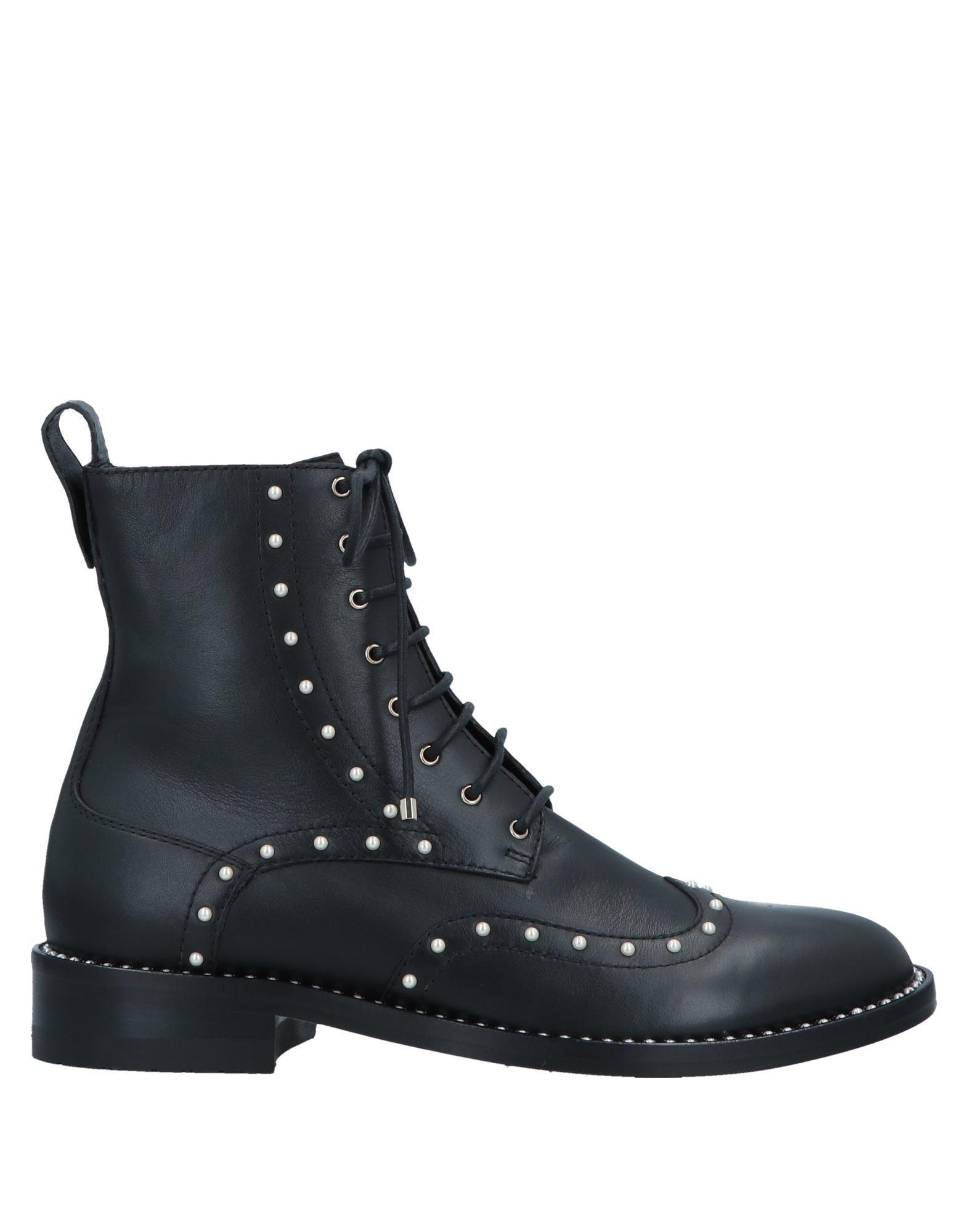 JIMMY CHOO Полусапоги и высокие ботинки