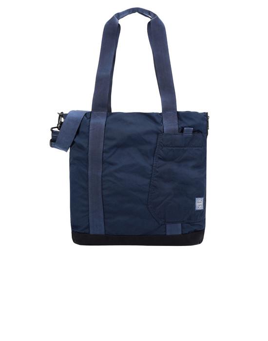 STONE ISLAND Mittelgroße Stofftasche 91170