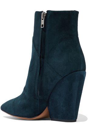 IRO Lasdia suede ankle boots
