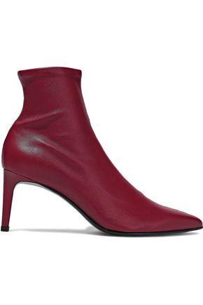 RAG & BONE Beha stretch-leather sock boots