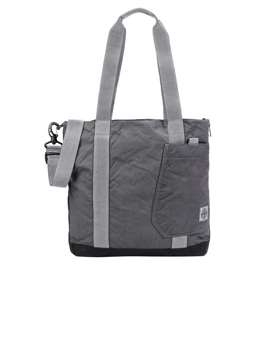 STONE ISLAND Medium fabric bag 91170