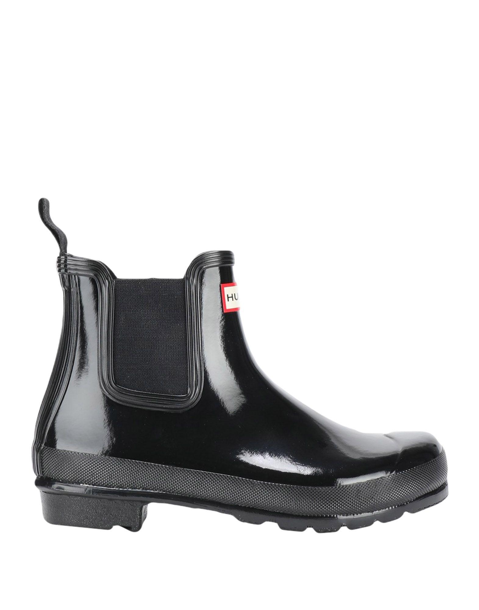 HUNTER Полусапоги и высокие ботинки adidas полусапоги и высокие ботинки