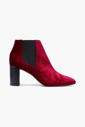 RAG & BONE Velvet ankle boots