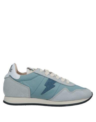 Фото - Низкие кеды и кроссовки от DOLFIE небесно-голубого цвета