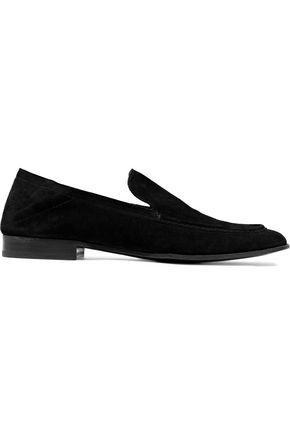 RAG & BONE Alix suede loafers