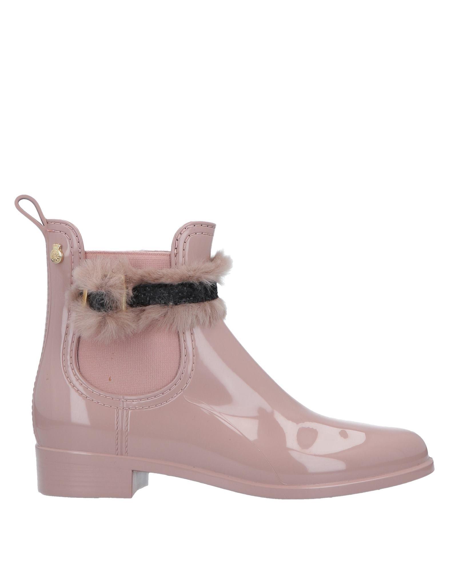 LEMON JELLY Полусапоги и высокие ботинки grey mer полусапоги и высокие ботинки