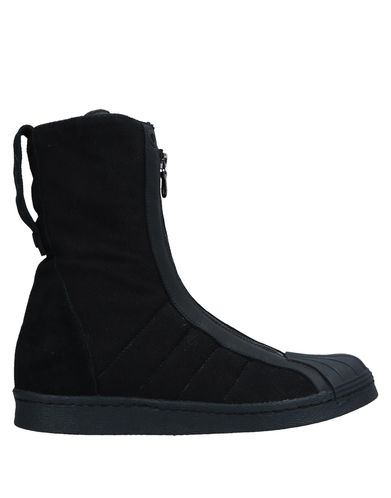 ADIDAS by YOHJI YAMAMOTO Полусапоги и высокие ботинки esveva 2018 women boots slim look boots square high heel round toe over the knee boots pointed toe sexy ladies boots size 34 43