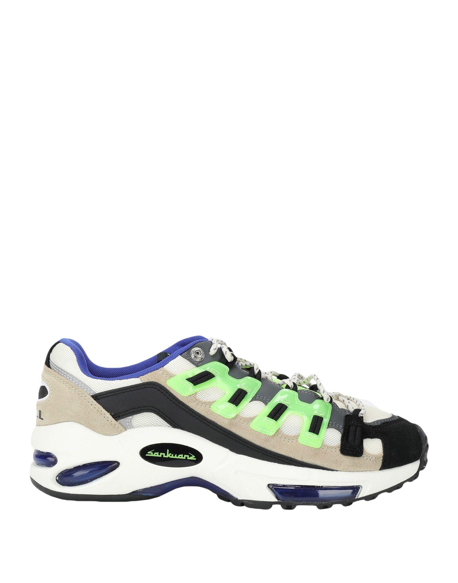 《セール開催中》PUMA x SANKUANZ メンズ スニーカー&テニスシューズ(ローカット) ベージュ 6 紡績繊維 Cell Endura SANKUANZ