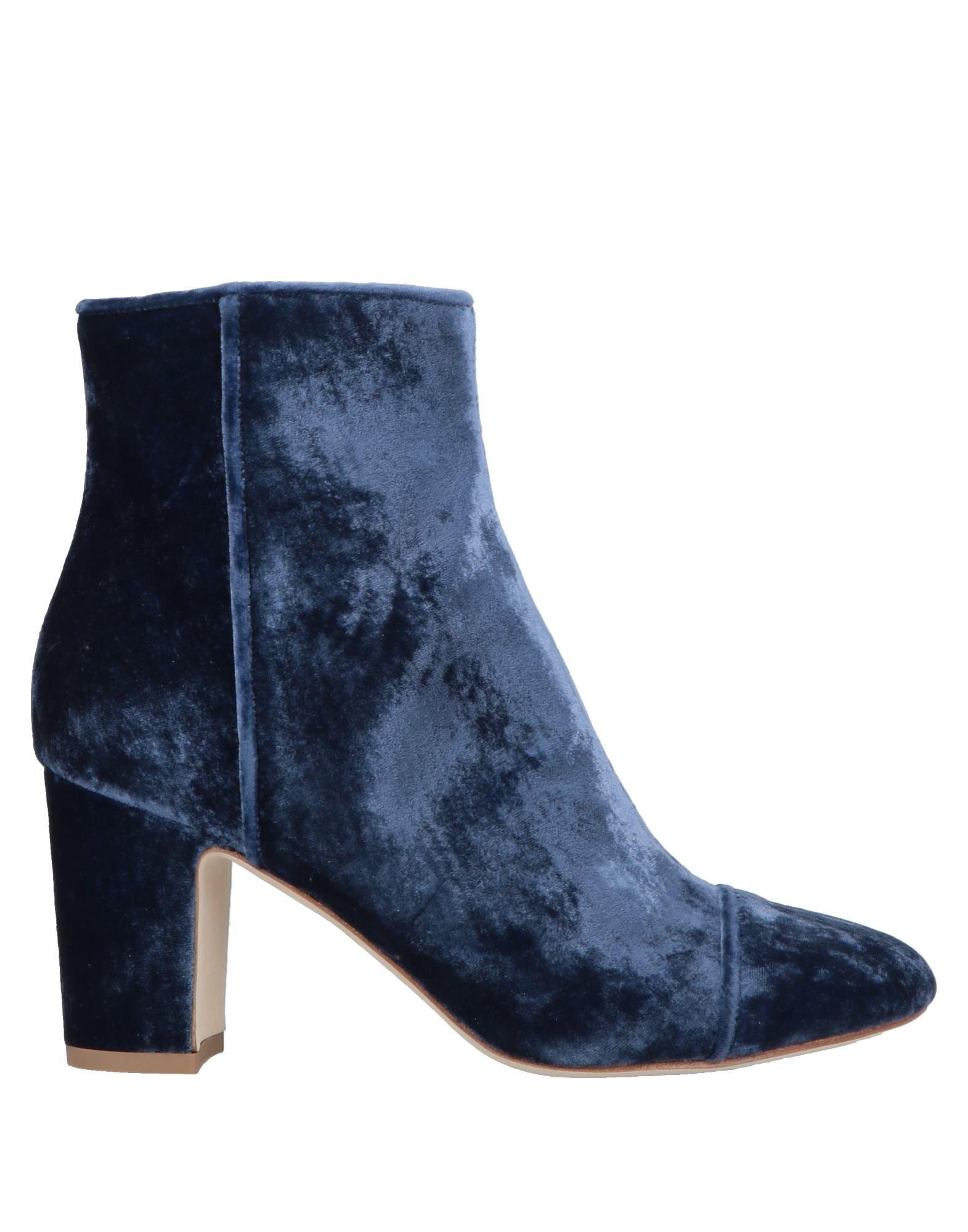 POLLY PLUME Полусапоги и высокие ботинки