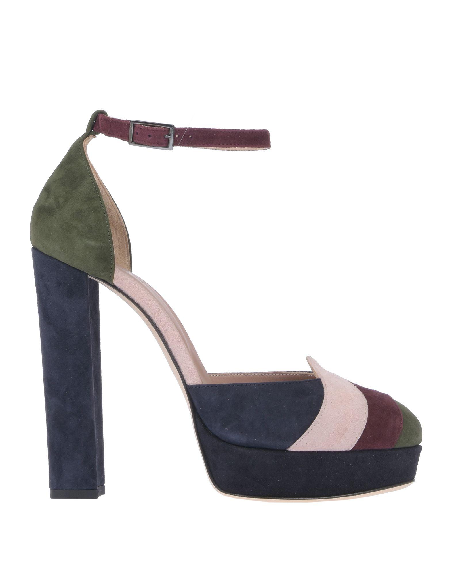 ALTIEBASSI Туфли цены онлайн